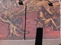 Street art just past Kilburn London