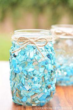 Top 10 Mason Jar DIY Craft Ideas - DIY & Crafts For Moms