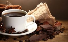 The basic need of the human heart is a good hot cup of coffee.  ~~ Unknown