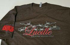The Walking Dead Lucille Blackstrap Molasses Stout Men's T-Shirt Terrapin Beer #NextLevel #GraphicTee