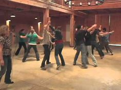 Barn Dance-Heel Toe Polka Tutorial   visit the website to download the music and instructions as a MSWord document  http://geslisongroberg.com/music-downloads/hoedownpioneer-trek-music-and-dance-instruction-free-download/