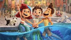 New Survey Hints at 'Luca' Sequel in the Works at Disney-Pixar | Chip and Company