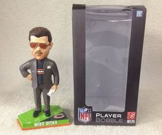 Mike Ditka COACH Bobblehead