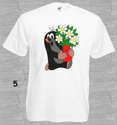 Krecik krtek czeski krtecek koszulka damska/meska - 4694468557 - oficjalne archiwum allegro