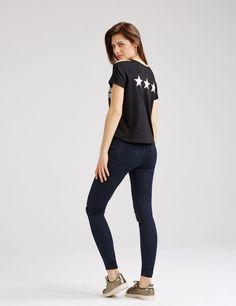 Jegging super skinny taille haute femme • Jennyfer