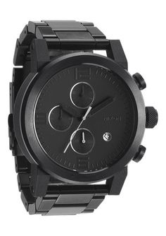 The Ride SS | Men's Watches | Nixon Watches and Premium Accessories