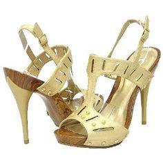 Qupid Flatter-74X Gold Women Sandal (Apparel)  http://documentaries.me.uk/other.php?p=B003NM5Z0M  B003NM5Z0M