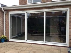 3 panel sliding patio doors - Google Search