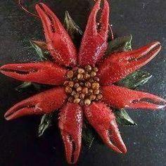 Louisiana style Poinsettia