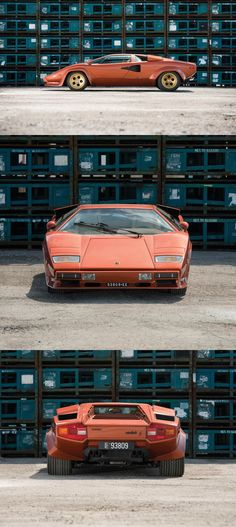 Lamborghini Countach LP400S - LGMSports.com