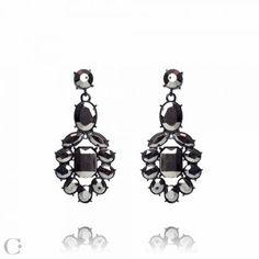 Bijuterii Statement :: Cercei Statement Statement Earrings, Drop Earrings, Jewelry Accessories, Beauty, Beleza, Cosmetology, Chandelier Earrings