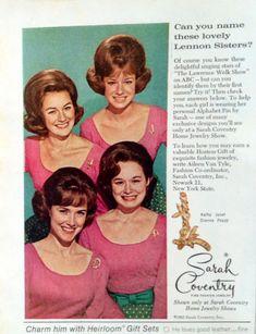 1965 Sarah Coventry #jewelryvintagesarahcoventry