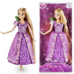 Rapunzel Classic Doll with Pascal Figure   12''-in Dolls from Toys & Hobbies on Aliexpress.com   Alibaba Group
