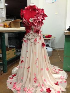 Persephone front wip by Lyrota on DeviantArt