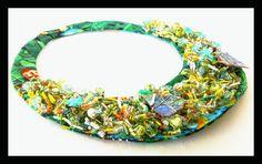 desing by Ximena Jaramillo Crochet Necklace, Jewelry, Fashion, Accessories, Moda, Jewlery, Jewerly, Fashion Styles, Schmuck