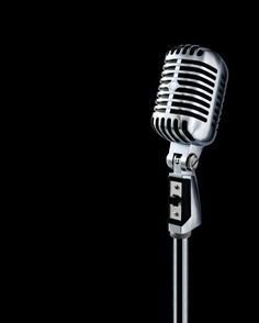 the best kind of mic. my favorite