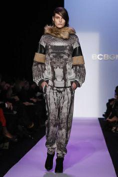 BCBG Max Azria Ready To Wear Fall Winter 2014 New York - NOWFASHION
