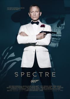 James Bond 007 - Spectre (Action 2015)