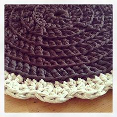 Lady Crochet: Inspiración en trapillo