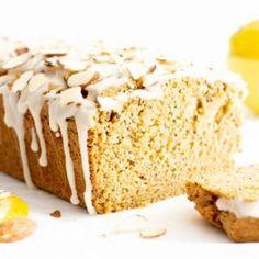 This easy gluten free lemon almond poppy seed bread recipe is moist, fluffy and bursting with lemon flavor! Raisin Cookie Recipe, Vegan Oatmeal Raisin Cookies, Healthy Peanut Butter Cookies, Chocolate Chip Oatmeal, Coconut Chocolate, Cookies Vegan, Vegan Cake, Almond Poppy Seed Bread, Oatmeal Breakfast Bars