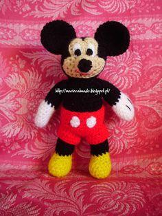MarieCatmade: Rato Mickey