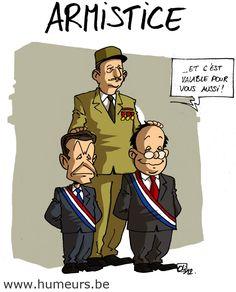 Armistice 40-45 en Europe : 67 ans… www.humeurs.be