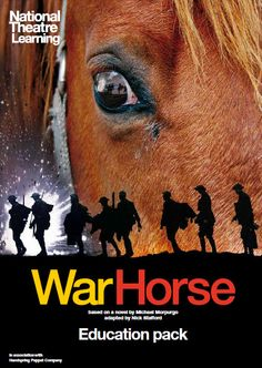 An education pack for the National Theatre's production of War Horse - includes interviews with the cast as well as an overview of the creative process behind the show.
