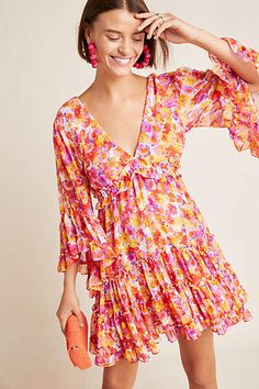 e42cb3c21c31 MISA Yasmin Floral Mini Dress #ad #AnthroFave #AnthroRegistry Anthropologie  #Anthropologie #Antro