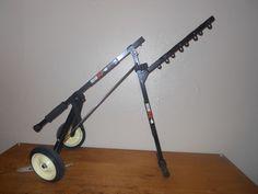 Hook and Go Portable Folding Rolling Grocery Supermarket Shopping Cart  #hookandgo