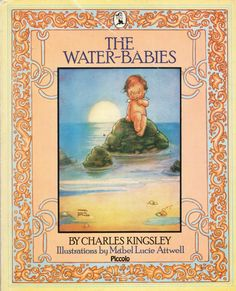 Victoria Stitch: The Water Babies / Mabel Lucie Attwell