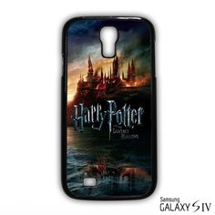 Harry Potter and the Deathly Hallows for Samsung Galaxy S3/4/5/6/6 Edge/6 Edge Plus phonecases