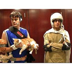 Andy Samberg and Bill Hader in Laser Cats definately one of my favorite digital shorts!!!