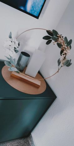 Diy Resin Crafts, Diy Home Crafts, Fall Home Decor, Diy Home Decor, Diy Rings, Diy Casa, Deco Boheme, Floral Hoops, Diy Flowers