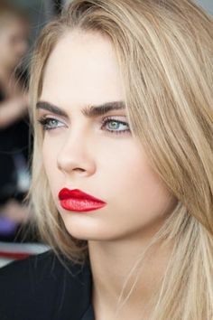 Cara Delevingne on her very simple beauty routine