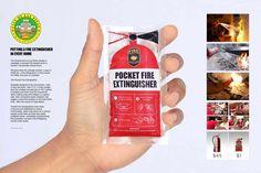 City of Las Pinas: Pocket fire extinguisher