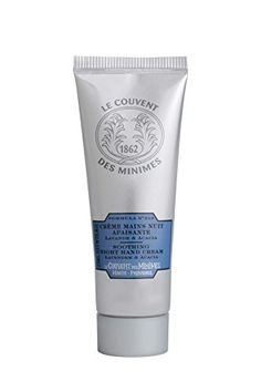 Le Couvent des Minimes Soothing Night Hand Cream Lavender and Acacia 08 Ounce >>> More info could be found at the image url.