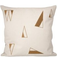 Ferm Living Cone Mint 40x40cm Cushion