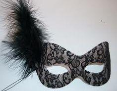 Lacey masquerade