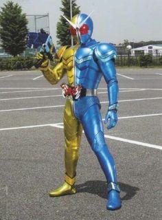 Kamen rider W luna trigger