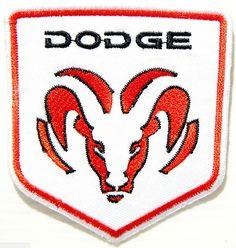 Dodge-Ram-Logo-Sport-Car-Truck-Patch-Sew-Iron-on-Jacket-T-shirt-Cap-Emblem-Badge