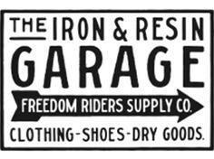 The Iron & Resin