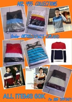 ORDER NOW! ALL ITEMS 60K (NOT INCLUDE ONGKIR). 087886303623 or 519F3AE4