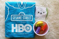 #AD Summer is coming, and so is the beach. And so is Sesame Street on HBO! #SesameStreetonHBO #HBO