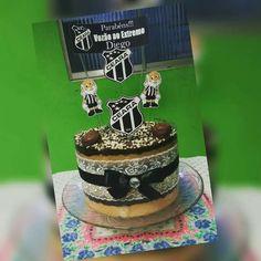 Bolo Naked cake do Ceará