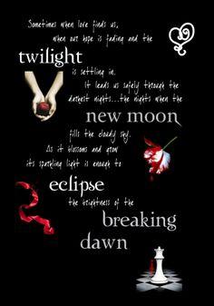 The Twilight Saga!