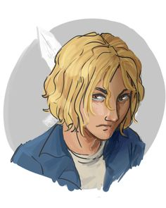 Magnus Chase by vithcytries on tumblr----> I think Magnus is going to need his own board soon.