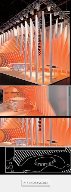 EXHIBITOR magazine - Article: Exhibitor Magazine's 23rd Annual Exhibit Design Awards: A Womb With a View, May 2009 - created via http://pinthemall.net