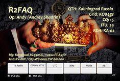 R2FAQ   Kaliningrad  Russia