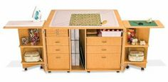 Enter to win a Koola Sewing Storage Center