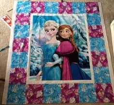Hello Kitty Quilt//character quilt//frozen by LittleBugDesigns17, $60.00
